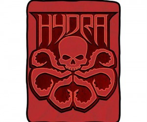 Hydra Fleece Blanket – World domination never looked so comfortable.