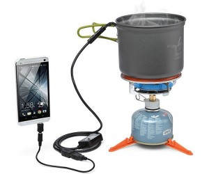 The cooking pot that charges your smartphone!