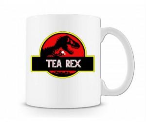 Tea Rex the kindler, gentler, more British Rex.