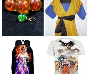 Over 9000 of the best Dragon Ball Z products money can buy! We're kidding — there are just 10 items here.
