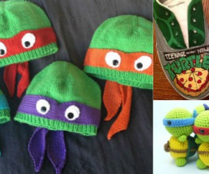 18 of the most radical TMNT products money can buy!