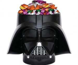 Darth Vader Candy Bowl – Come to the Dark Side…  we have candy!