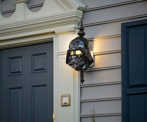 Light up your porch with the Dark Side