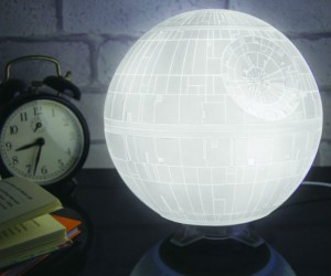 Awww yeah that's no moon, that's a galactic mood light!