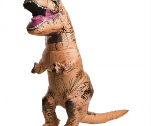 Inflatable Dinosaur Costume – It's prehistoric party time!