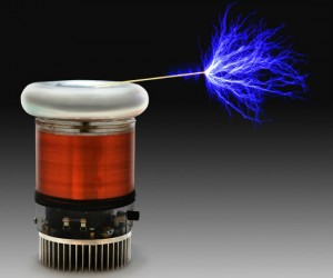 Mini DIY Tesla Coil Kit – Shoot sparks up to 4 inches long!