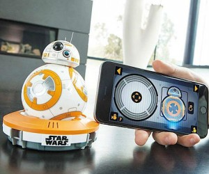 They see me rolling they BB-8ing