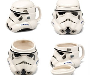 Protect your beverage with a helmet