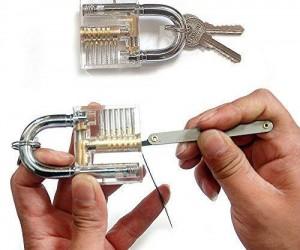 No more calling a locksmith for you!
