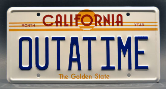 back-to-the-future-outatime-vanity-plate