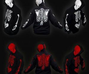 Skeleton Hoodie – 2Spooky4Me