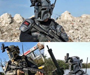 Boba Fett Body Armor – Jetpack sold separately