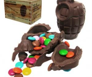 A chocolatey explosion!