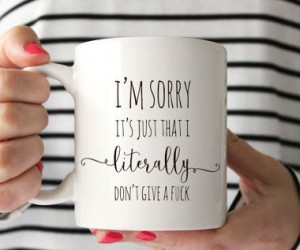Looks like I just found my new mug!