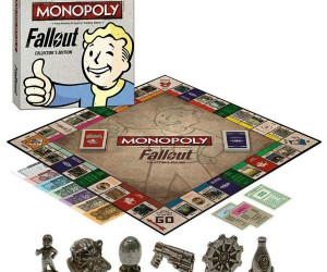 Fallout Monopoly – Shut up and take my bottle caps!