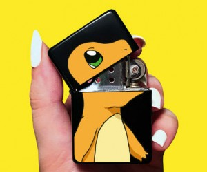 Pokemon Charmander Lighter – Charmander used burn!
