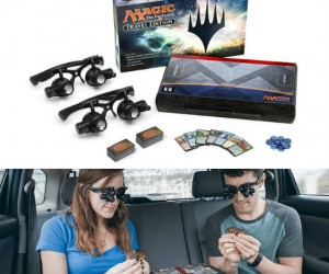 Magic The Gathering Travel Edition –All the fun of your standard Magic deck, now in super-concentrated form