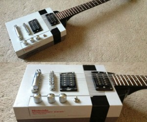 Nintendo Guitar – Learn to play all the 8bit classics!