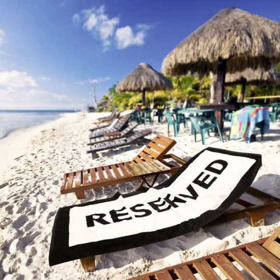reserved-beach-towel