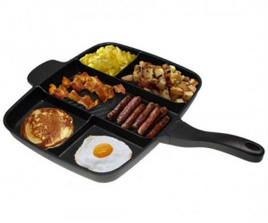 Thanks to The Master Pan breakfast will never be the same!