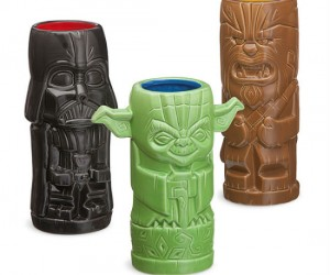 Star Wars Tiki Mugs – On a beach far, far away