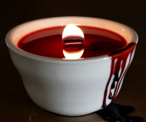 Blood Candle – *blood not included
