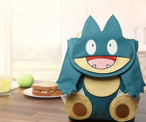 Pokemon Munchlax Lunch Bag – Munchlax used swallow!