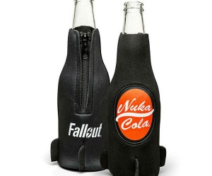 "Nuka Cola Bottle Sleeve – Great new ""bottle rocket"" shape!"