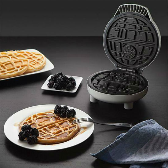 best-star-wars-products-death-star-waffle-maker