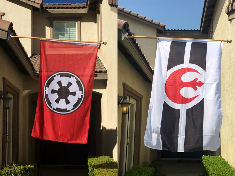 best-star-wars-products-star-wars-flags