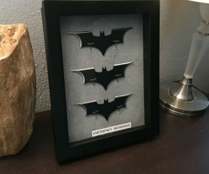 Emergency Batarang Case!
