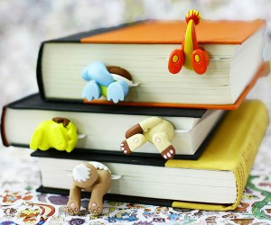 Pokemon Bookmarks – Pokebattle your way through a good book with the help of these adorable bookmarks
