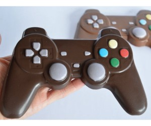 Chocolate Playstation Controller