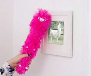 The Llama Duster! Your filthy animal.