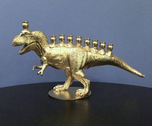 Menorahsaurus Rex!