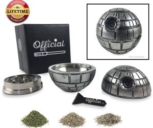 Death Star Herb Grinder!
