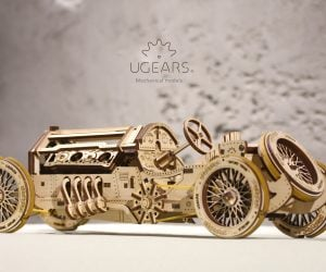 Ugears Mechanical Models!