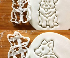 Corgi Cookie Cutters!