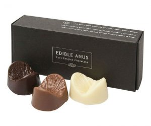 Edible Anus Chocolates!
