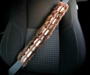Star Wars Chewbacca Seat Belt Cover!