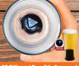 Mystic Pint Glass!