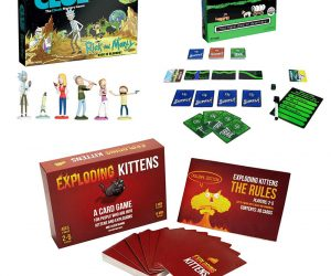 Get your game on with these 15 coolest card games and board games!