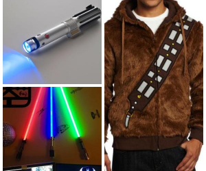 In a galaxy far, far away… We picked out these 5 awesome Star Wars products for everyone to enjoy!