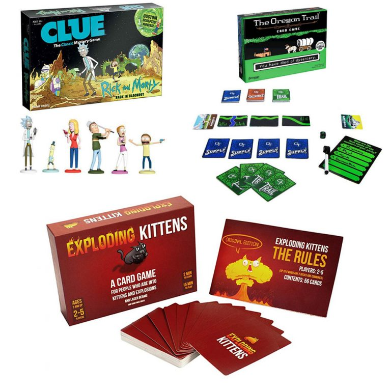 best board games and card games
