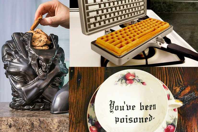 geeky kitchen products
