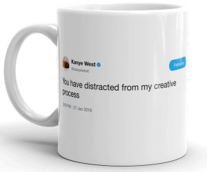 These Tweet Mugs Are The Only Vibe Your Morning Coffee Deserves