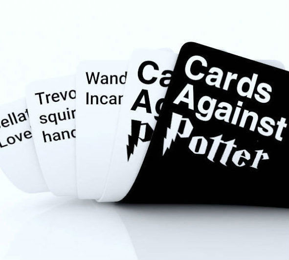 cards against wizardry harry potter game