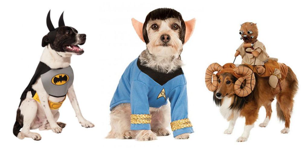 geeky dog halloween costumes
