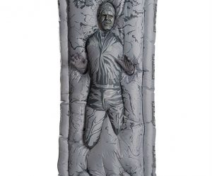 Han Solo In Carbonite Inflatable Halloween Costume