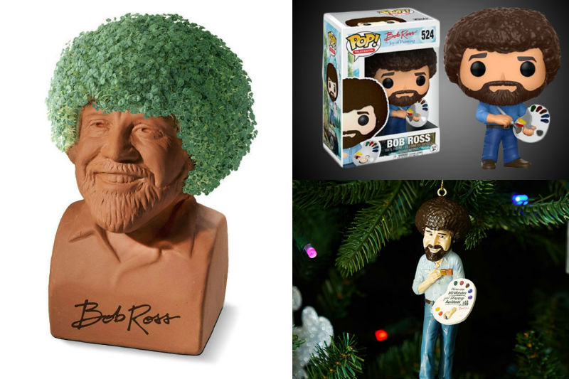 bob ross products